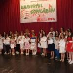 """Ieri a avut loc la Sebeș prima ediție a Festivalului de Muzică Ușoară și Folk """"Universul Copilăriei"""""""