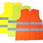 Veste reflectorizante pentru lucrătorii SPAP şi SPAS Sebeş