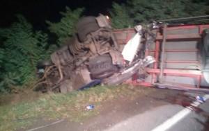 accident-mortal-la-Miercurea-Sibiului-DN1