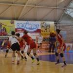 """E criză, al 5-lea eșec la rând: HC Alba Sebeş – """"U"""" Alexandrion Cluj 28-32 (13-17)"""