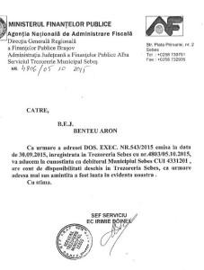 ANAF-poprire-Primaria-Sebes
