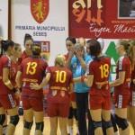 Al treilea eşec consecutiv: HCM Roman – HC Alba Sebeş 25-21 (12-10)