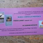 """Dublă lansare de carte, la Centrul Cultural """"Lucian Blaga"""" Sebeș"""