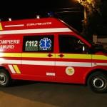 Femeie de 73 de ani accidentată pe o trecere de pietoni situată pe strada Mihail Kogălniceanu, din municipiul Sebeş