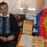 Cel mai în vârstă veteran de război din Alba a împlinit 104 ani