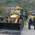Primăria Şugag s-a dotat cu utilaje pentru intervenţii în situaţii de urgenţă