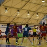 """A 13-a înfrângere consecutivă a """"lanternei roşii"""": HC Zalău – HC Alba Sebeş 26-21 (14-14)"""
