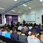 """Campania """"În siguranţă, alături de jandarmi!"""" a ajuns la Sebeș"""