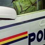 Tânăr de 29 de ani din Vințu de Jos surprins de polițiștii rutieri conducând fără permis un autoturism neînmatriculat, pe DN 7