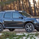 Jandarmii montani de la Șugag vor fi dotați cu o Dacia Duster 4X4