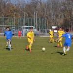 """Un nou succes pentru gruparea din """"Arini"""" în cantonamentul Centralizat de la Codlea: Şurianu Sebeş – FC Braşov (juniori) 4-1 (1-1)"""
