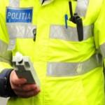 Bărbat de 57 de ani din Săsciori surprins de polițiștii din Șugag în timp ce conducea băut pe DN 67C