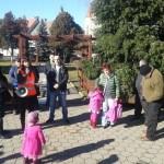 Sebeșenii și-au revendicat în stradă dreptul la un aer nepoluat și la conducători cinstiți