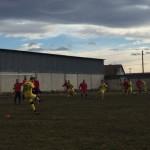 În ultimul meci disputat în cantonamentul centralizat de la Codlea: Şurianu Sebeş – Olimpic Cetate Râşnov 4-0 (2-0)