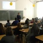 Peste 150 de elevi ai Școlii Gimnaziale Nr. 2 din municipiul Sebeş au primit sfaturi de la polițiști