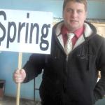 Primarul comunei Şpring acuză Consiliul Judeţean Alba de alocarea inechitabilă a banilor!