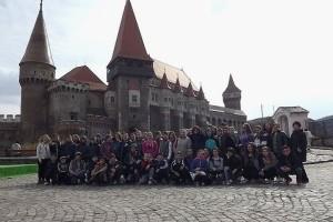 scoala-spring-vizita-castel-hunedoara