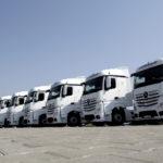 Compania de transporturi Oprean, din Sebeş, îşi reînnoieşte parcul auto