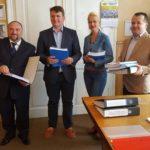 PNL Sebeș a depus lista de candidați pentru funcția de primar și consilieri locali, la Biroul Electoral