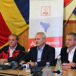 """(P) Alegeri Locale 2016 – Liviu Dragnea: """"Romi Dragosin e un om serios, care nu vinde iluzii, nu vinde gogoși și nu promite lucruri ce nu se pot îndeplini!"""""""