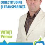 (P) Alegeri Locale 2016 – Dragi cetăţeni ai comunei Săsciori