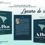 """Scriitorul Ioan Bâscă își lansează joi 14 iulie la Sebeș cele două volume ale lucrării """"Alba – o istorie în date"""""""