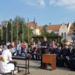 Zilele Municipiului Sebeș 2016 au debutat în această dimineață cu fanfară, muzică de cameră, dans și minirecital folcloric