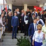 Dorin Nistor, primarul municipiului Sebeș, a efectuat o vizită oficială la Târgu Neamţ