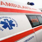 Femeie rănită în urma unui accident rutier provocat de un șofer din Alba Iulia, pe DJ 106K la ieșirea din Sebeș către Daia Română