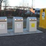Platforme subterane de colectare selectivă a deșeurilor menajere, la Sebeș