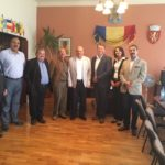 O delegaţie condusă de Excelenţa Sa Fuad Kokaly, Ambasadorul Extraordinar şi Plenipotenţiar al Statului Palestina în România, a vizitat municipiul Sebeș