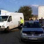 Accident rutier soldat cu pagube materiale, produs la ieșirea din Sebeș înspre Sibiu