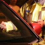 Bărbat de 56 de ani din județul Covasna surprins de polițiști conducând băut, pe DN 67C