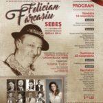 """Între 11 și 13 noiembrie 2016, Sebeșul va găzdui cea de-a XIV-a ediţie a Festivalului Naţional de Folclor """"Felician Fărcaşiu"""""""