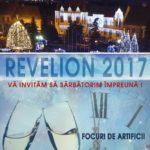 Revelion 2017: Sebeșenii sunt invitați de municipalitate să petreacă trecerea dintre ani în parcul din fața primăriei
