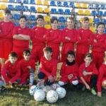 LPS Sebeş este campioană de toamnă la Juniori D