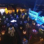 Sâmbătă, 17 decembrie 2016: Concert de colinde și cadouri de la Moș pentru cei mici, în Târgul de Crăciun de la Sebeș
