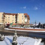 """Dorin Nistor: """"În aceste zile, nu au existat și nu există, în municipiul Sebeș, drumuri ce nu pot fi folosite sau zone izolate din cauza zăpezii"""""""