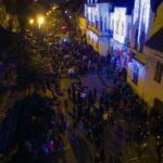 Peste 500 de sebeșeni au participat la momentul festiv al trecerii în anul 2017, organizat de Primăria Sebeș