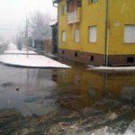 Alimentarea cu apă potabilă ar putea fi întreruptă în Sebeș ca urmare a unei avarii la rețea pe strada Dorobanți