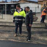 Lucrările la Piaţa centrală din Sebeş, aproape de finalizare – Primăria a investit 250.000 de lei în modernizare şi igienizare