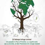 """Sâmbătă, 25 martie 2017, între orele 20.30 – 21.30 locuitorii din Sebeș sunt invitați în Parcul Primăriei să marcheze """"Ora Pământului"""""""