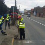 """Din cauza vremii nefavorabile administrația locală a decis să amâne startul campaniei """"Sebeș un oraș curat! Împreună reușim!"""" pănă pe data de 21 aprilie 2018"""