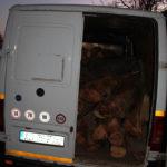Tânăr de 19 ani cercetat penal, după ce a fost surprins de polițiștii din Sebeș în timp ce transporta fără documente legale 3,8 metri cubi de material lemnos