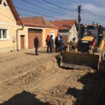 Investiţii în valoare de peste 2,7 milioane de lei în infrastructura Sebeşului