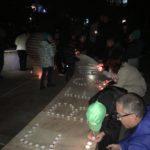 """Iluminatul stradal a fost oprit pentru 60 de minute la Sebeș pentru a marca """"Ora Pământului"""""""