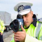 33 de şoferi sancționați de polițiștii din Sebeș, după ce au încălcat pe DN 67C nomele privind circulaţia rutieră