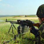 """Mâine, 15 noiembrie 2017, vor avea loc trageri cu muniție de război în Poligonul de la """"Râpa Roșie"""""""