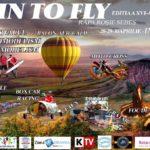 """Între 28 aprilie și 1 mai 2017, la Râpa Roșie are loc Festivalul de aeromodelism și automodelism """"Fun to fly"""" 2017. Vezi programul"""