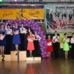 Sonia Damian și David Roșca-Turcu, dansatori la Clubul Sportiv Samara din Sebeș, au cucerit locul I la Cupa Floris de la Bistrița